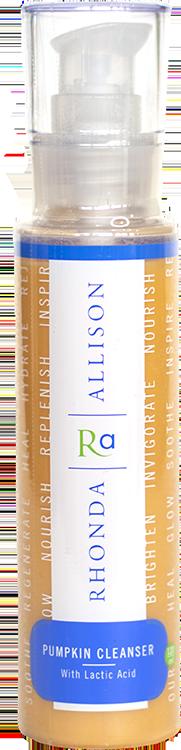 Rhonda Allison Pumpkin Cleanser with Lactic Acid